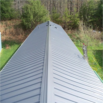 Get A New Metal Roof On Your Mobile Home Cheap And Fast
